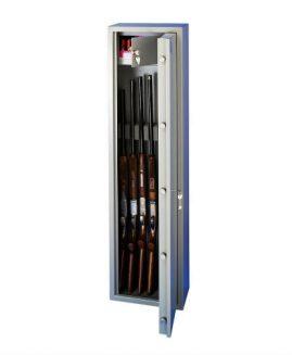 Brattonsound Shotgun Cabinet with Top Lock Safe SL5 SL7 SL9