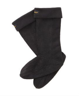 Barbour Fleece Wellington Welly Boot Liners Socks