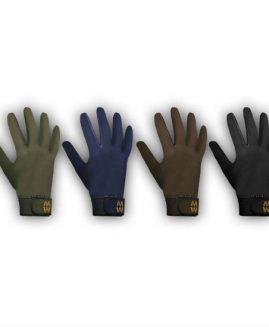 MacWet Climatec Long Cuff Sports Shooting Gloves