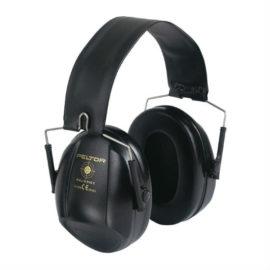 Peltor Bullseye 1 Ear Defenders Black
