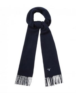 Barbour Scarf Plain Lambswool