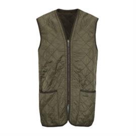 Barbour Polarquilt Waistcoat Zip-In Liner Olive MLI0002OL91