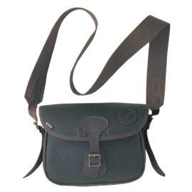 UBA0001 Barbour Wax Leather Cartridge Bag