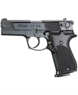 Walther CP88 Black .177 C02 Air Pistol