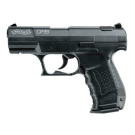 Walther CP99 Black C02 177 air pistol