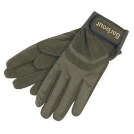 MGL0008OL71 Barbour Sure Grip Shooting Gloves