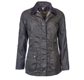 Barbour Beadnell Classic Wax Jacket LWX0668OL71