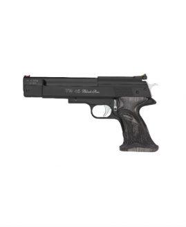 Weihrauch HW45 Black Star Air Pistol