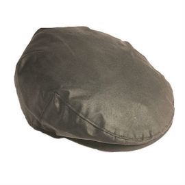 MHA0004OL71 Barbour Sylkoil Wax Flat Cap