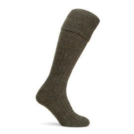 Pennine D418 BEATER DERBY TWEED Shooting Socks