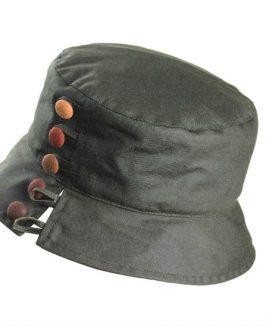 Olney Olivia Wax Split Brim Hat