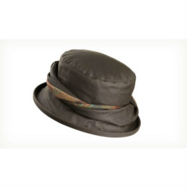 Olney Emma Wax Hat Olive