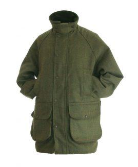 Hunter Outdoors Mens Tweed Shooting Jacket