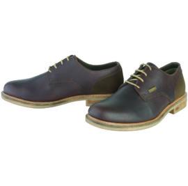 MFO0195BR51 Barbour Cottam Shoe Brown