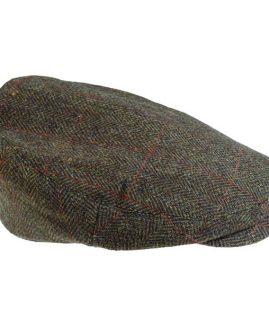 Barbour Gamefair Tweed Cap