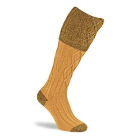 Pennine DS676 MELBOURNE GOLD Shooting Socks