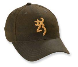 Browning Durawax Baseball Cap
