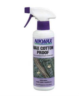 Nikwax Wax Cotton Proof Waterproofing Spray