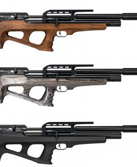 FX Wildcat MK2 Black, Laminate or Walnut 177 22 Air Rifle