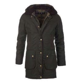 lwx0534ol71 Barbour Bower Wax Jacket