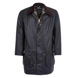 mwx0008sg91 Barbour Border Wax Jacket Sage