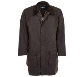 mwx0009ol91 Barbour Classic Northumbria Wax Jacket