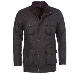 mwx0340ol71 Barbour Corbridge wax jacket Olive