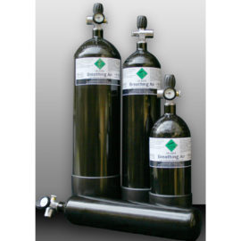Midland Dive Air Rifle Charging Bottles