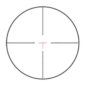Nikko Stirling Hold Fast Reticle