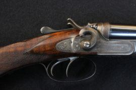 William Evans 28 Bore Hammer Gun (5)