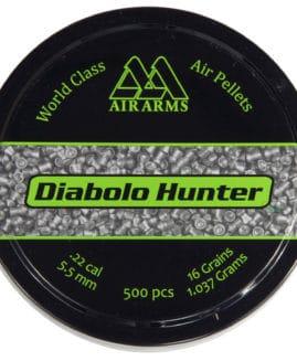 Air Arms Hunter 22 Air Rifle Pellets