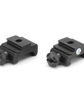 Bisley Sportsmatch RB6 Weaver / Picatinny to Dovetail Rail Adaptor - Pair