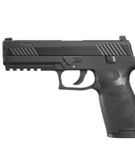 Sig Sauer P320 CO2 .177 Pellet Black Air Pistol - 30 Shot