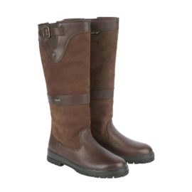 Dubarry Tipperary Leather Country Boots