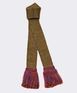 Pennine Old Sage Shooting Sock Garter