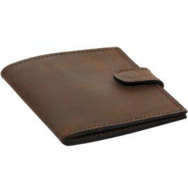 Teales Devonshire Leather licence holder wallet