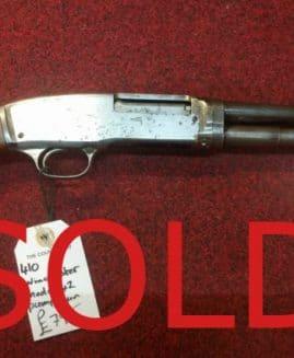 "Winchester Model 42 3"" .410 Pump Action Shotgun"