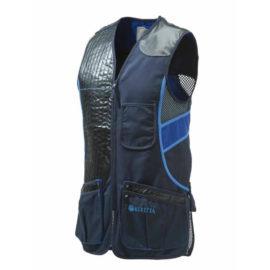 beretta sporting vest blue