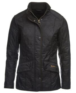 Barbour Ladies Cavalry Polarquilt Jacket