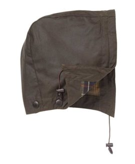 Barbour Wax Hood Classic Sylkoil - Olive