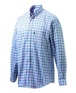 Beretta Classic Men's Check Shirt