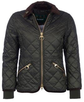 Women's Barbour Liddesdale Icons Quilted Jacket