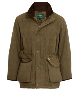 Alan Paine Combrook Men's Tweed Shooting Jacket