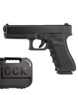 Glock 17 Dual Ammo Co2 Air Pistol