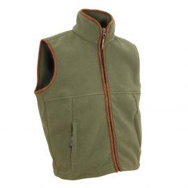 Jack Pyke Junior Countryway Fleece Gilet Light Olive