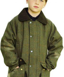 Bronte Junior Derby kids Tweed Jacket