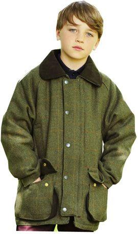 Bronte Tweed Jacket Junior