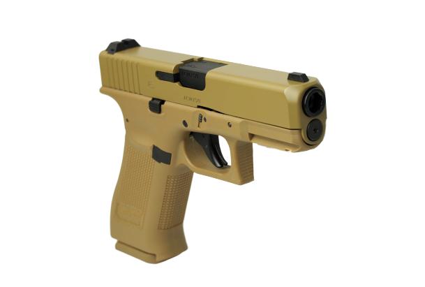 Glock19 Blowback Brown Shot3 Removebg Preview