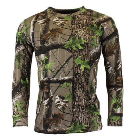 game trek long sleeve camo tshirt