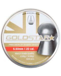 bsa goldstar pellets 22 1